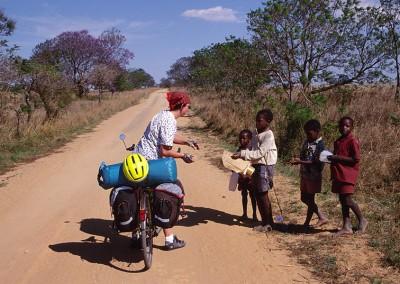 Fahrrad Zimbabwe