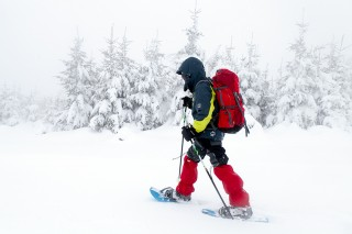 Schneeschuhtour