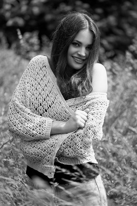 Lena Portrait
