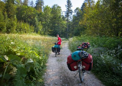 Radtour Rumänien