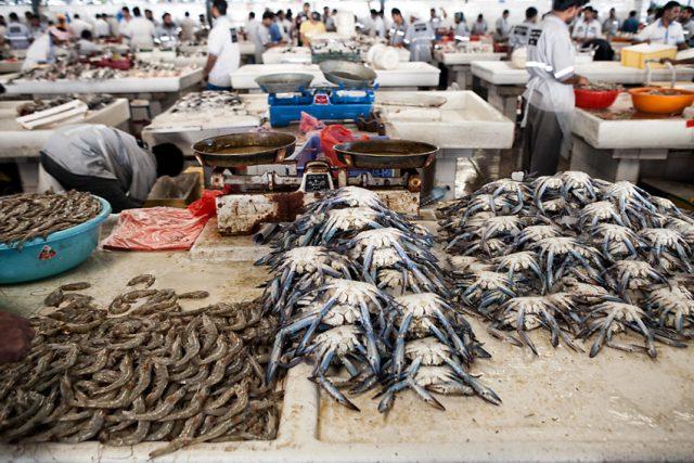 Dubai - Fischmarkt
