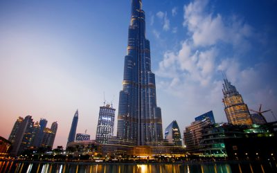 Das höchste Bauwerk der Welt