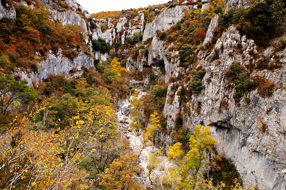 Geheimtipp Provence – Gorges d`Oppedette