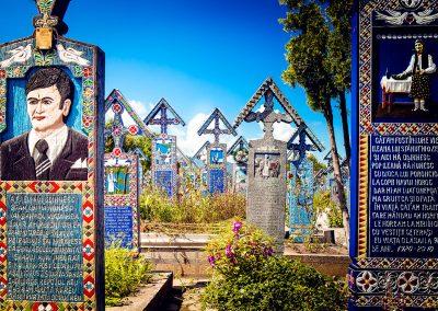 Der froehliche Friedhof