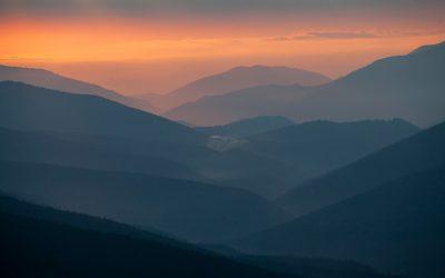 Kurztripp im Zibinsgebirge